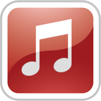 Icon for music