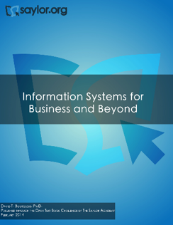 Management Information Systems for Business and Beyond texxtbook image